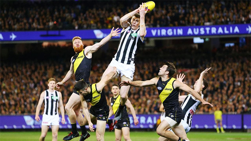 Richmond vs Collingwood