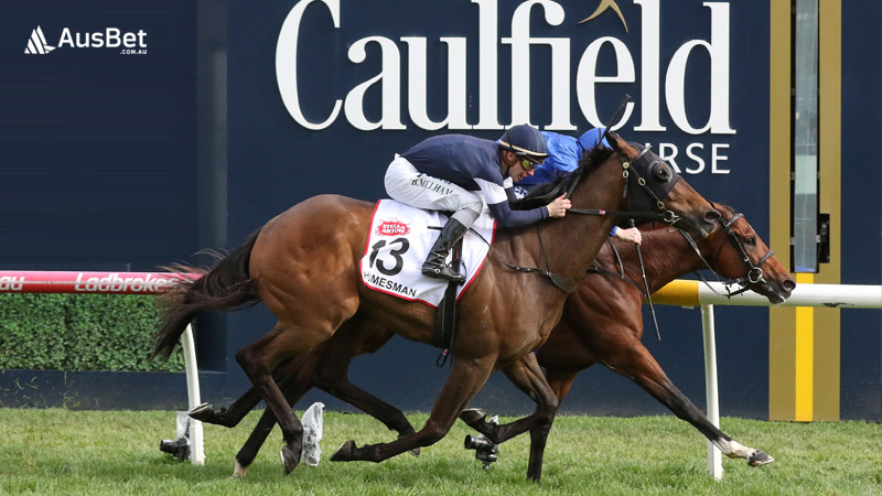 Caulfield Cup Betting