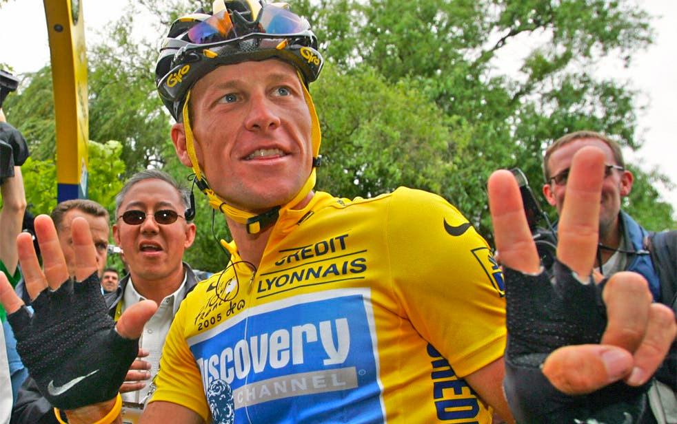 Lance Armstrong on Drugs babyyyyy