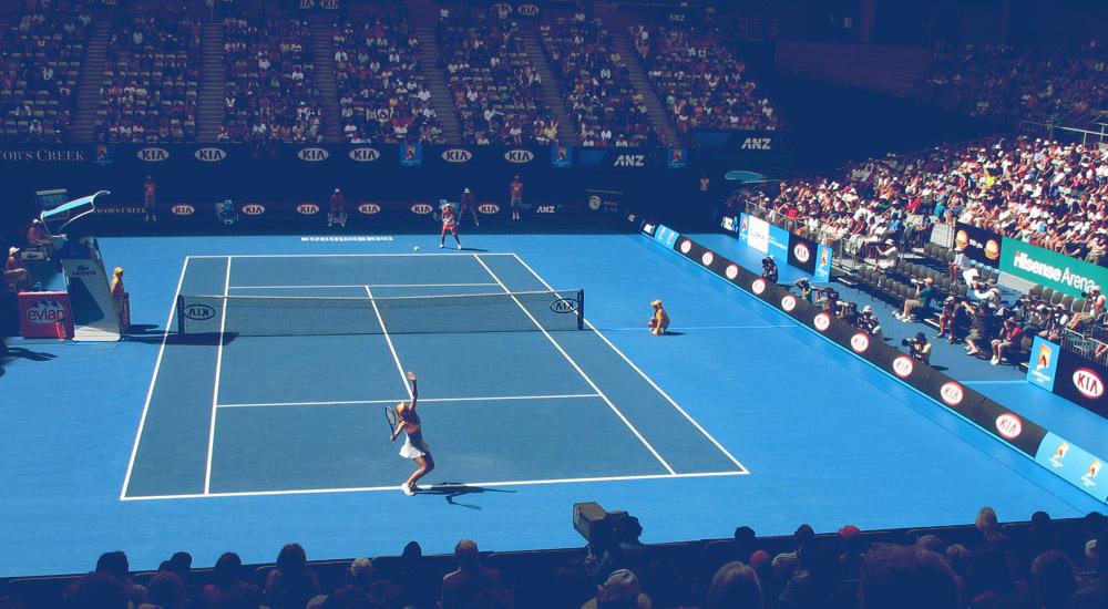 Online Tennis betting best odds